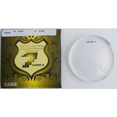 1.56 GOLD FILM ADVANCED ANTI ULTRAVIOLET RADIATION LENS Полимерная линза, с защитой от ультрафиолетового излучения, с золотистым остаточным рефлексом