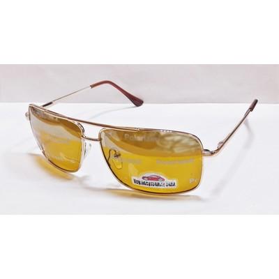 Водительские очки, антифары, поляризационные 29020 Золото