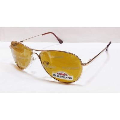 Водительские очки, антифары, поляризационные 29041 Золото