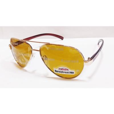 Водительские очки, антифары, поляризационные 29045 Золото