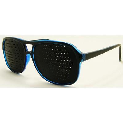 Очки тренажеры 0116 синие