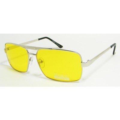Водительские очки, антифары, Marx 9917 Серебро